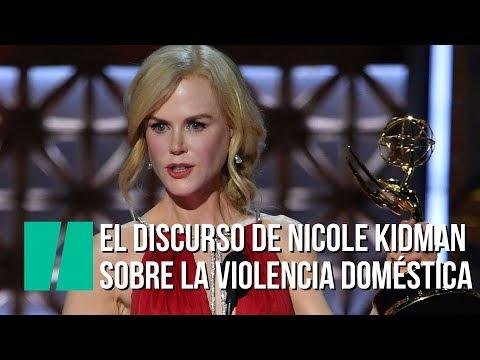 El discurso de Nicole Kidman sobre la violencia doméstica