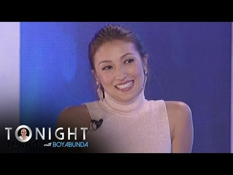 "TWBA: Solenn Heussaff talks about ""Love Is Blind"""