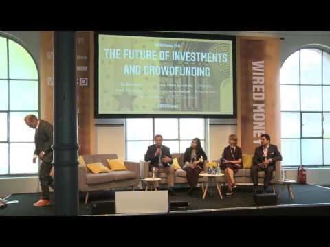 WIRED & Gründerszene Money Conference 2016 - The future of investments and crowdfunding