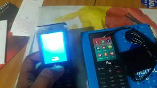 Realiance JIO PHONE UNBOXING & REVIEW