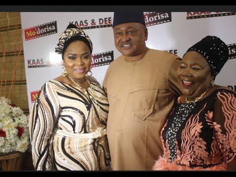 Download Ogogo,Yinka Quadri &Yetunde Wunmi storms Kemi Afolabi's Birthday as they talk about her