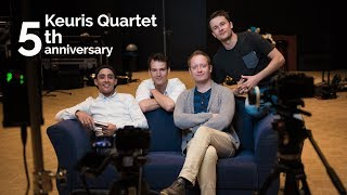 Meet Keuris Quartet