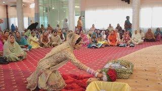 Punjabi Cinematic Wedding Highlights \\ Kulvinder + Semran