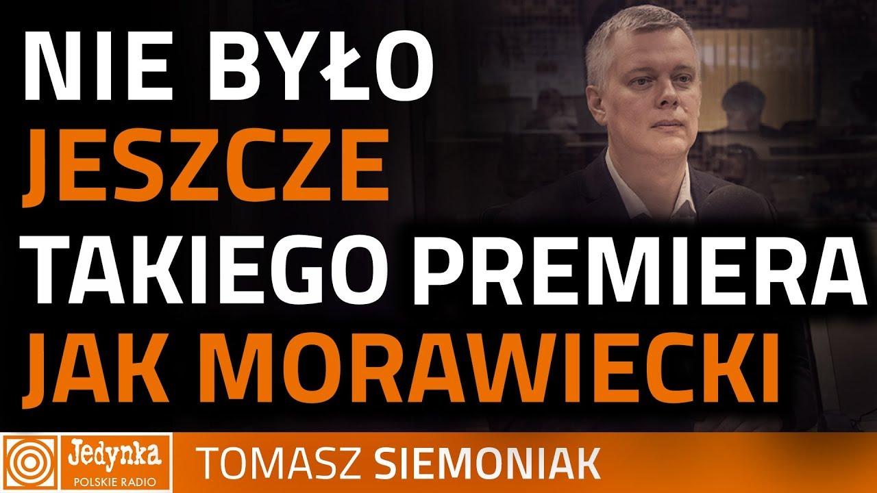 Siemoniak: Mateusz Morawiecki jest pierwszym premierem, który…