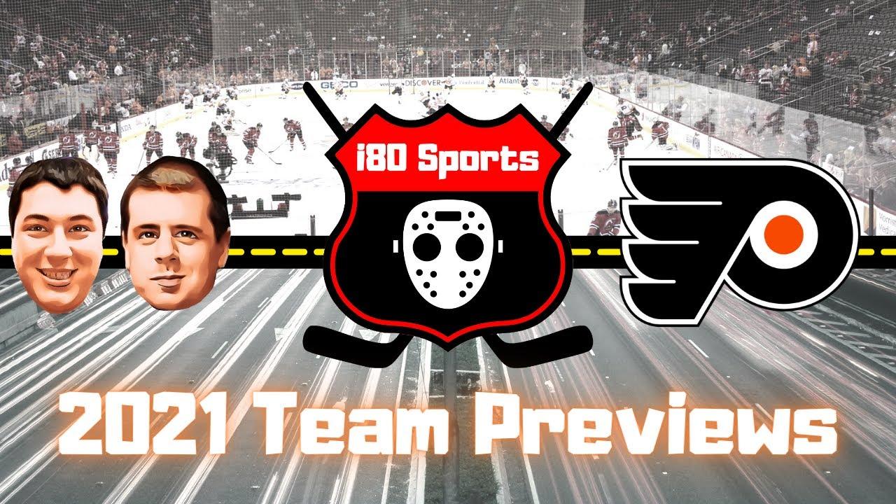 NHL - Philadelphia Flyers 2021/2022 Team Preview