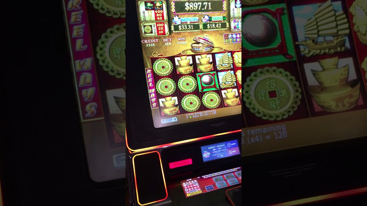 88 fortune slot machine pay table
