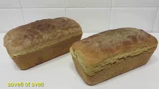 Домашний Хлеб Самый простой рецепт и проверенный