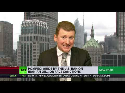 Abide by US ban on Iranian oil or face sanctions: No more exemptions for importers