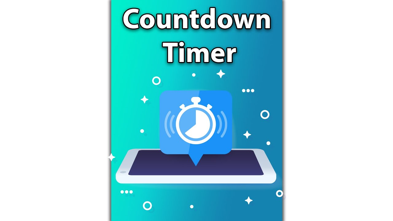Flutter Preview - Simple Stopwatch Timer [2021] Countdown & Countup Timer #Shorts