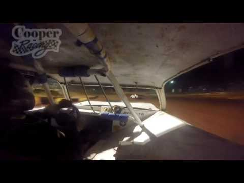 July 23, 2016 Moulton Speedway Mini Stock Heat #1