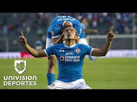 Cruz Azul rompió su maldición y al fin volvió a ganar en el Clausura 2017