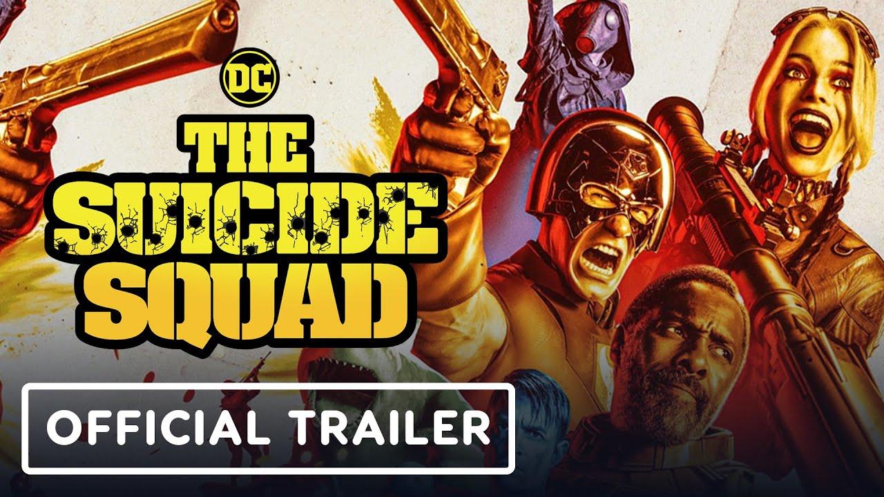 The Suicide Squad: Samovražedná misia (2021)