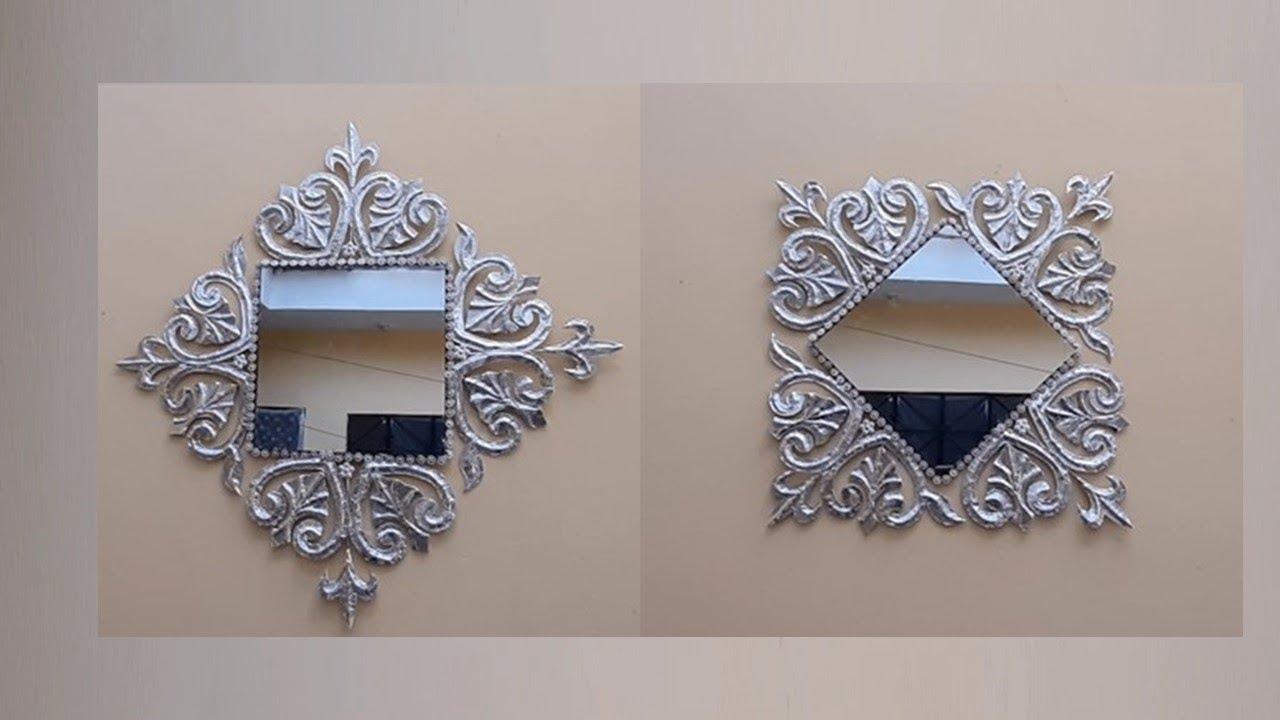 Espejo vintage cuadrado 2 - Square vintage mirror