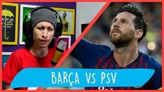 Baixar REACT BARCELONA X PSV 4-0
