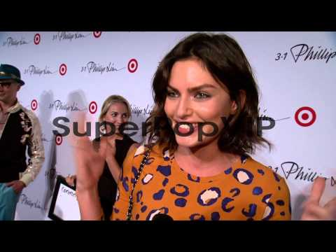 INTERVIEW - Alyssa Miller says she loves Phillip's work a...