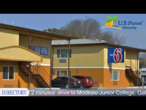 Motel 6 Modesto-Downtown, Modesto - California