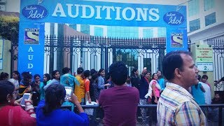indian idol audition season 10 2018