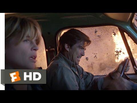 Dante's Peak 910 Movie   Crossing the Lava River 1997 HD