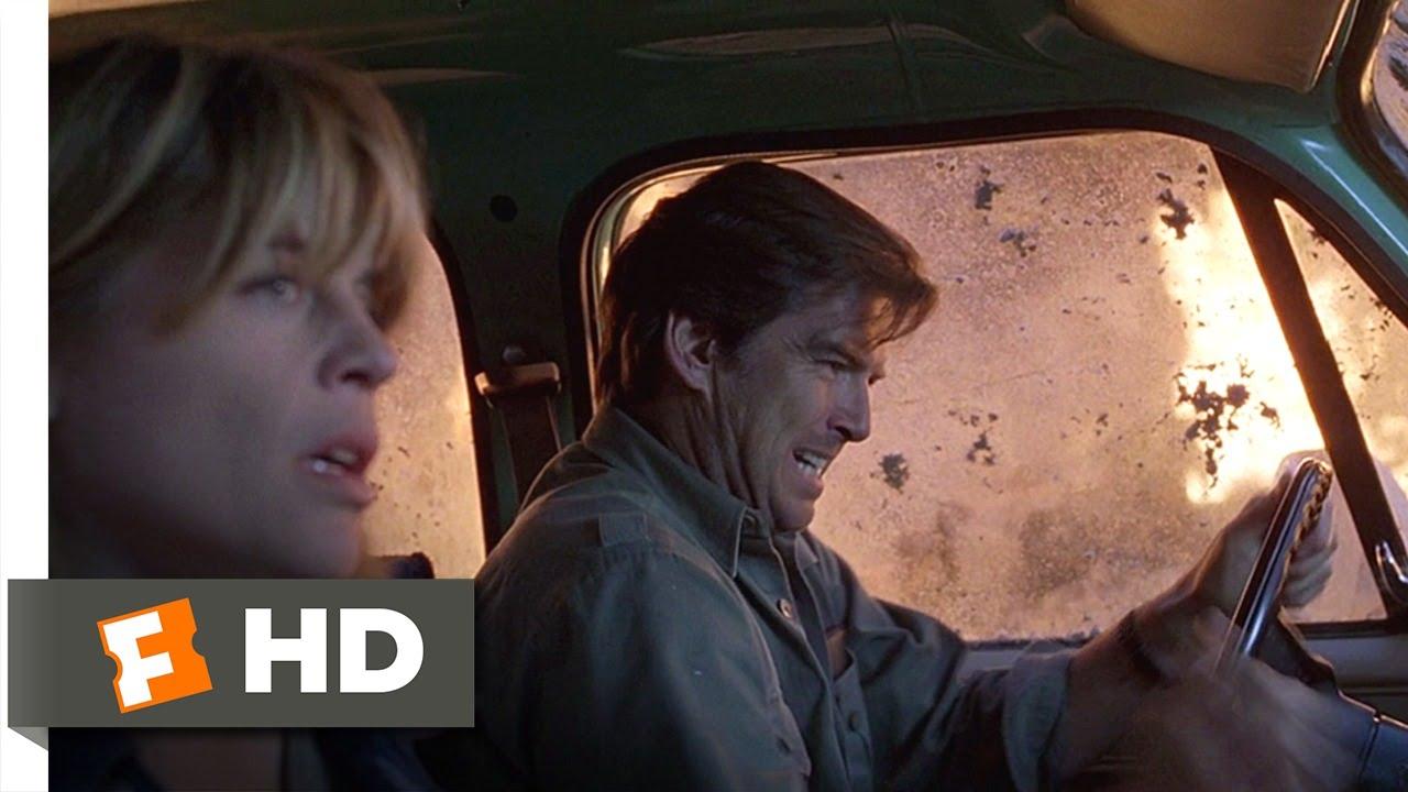 Download Dante's Peak (9/10) Movie CLIP - Crossing the Lava River (1997) HD