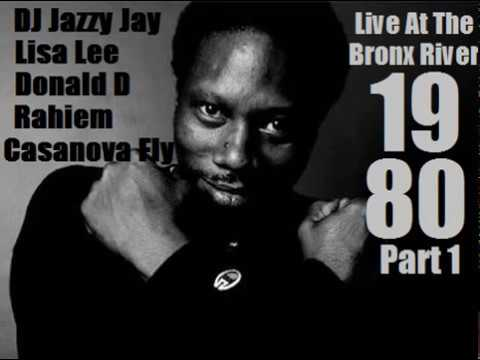 Dj Jazzy Jay - Live At The Bronx River Part 1 (1980 / Old School Hip Hop)