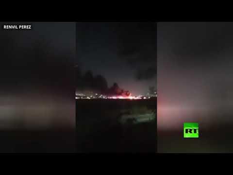 قتلى جراء انفجار على متن طائرة تابعة لشركة -ليون أير- في الفلبين  - نشر قبل 10 ساعة