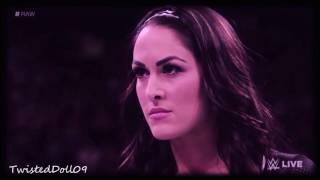 Seth Rollins/Brie Bella/AJ Styles ~ In This Maze With You MV [For Ally]