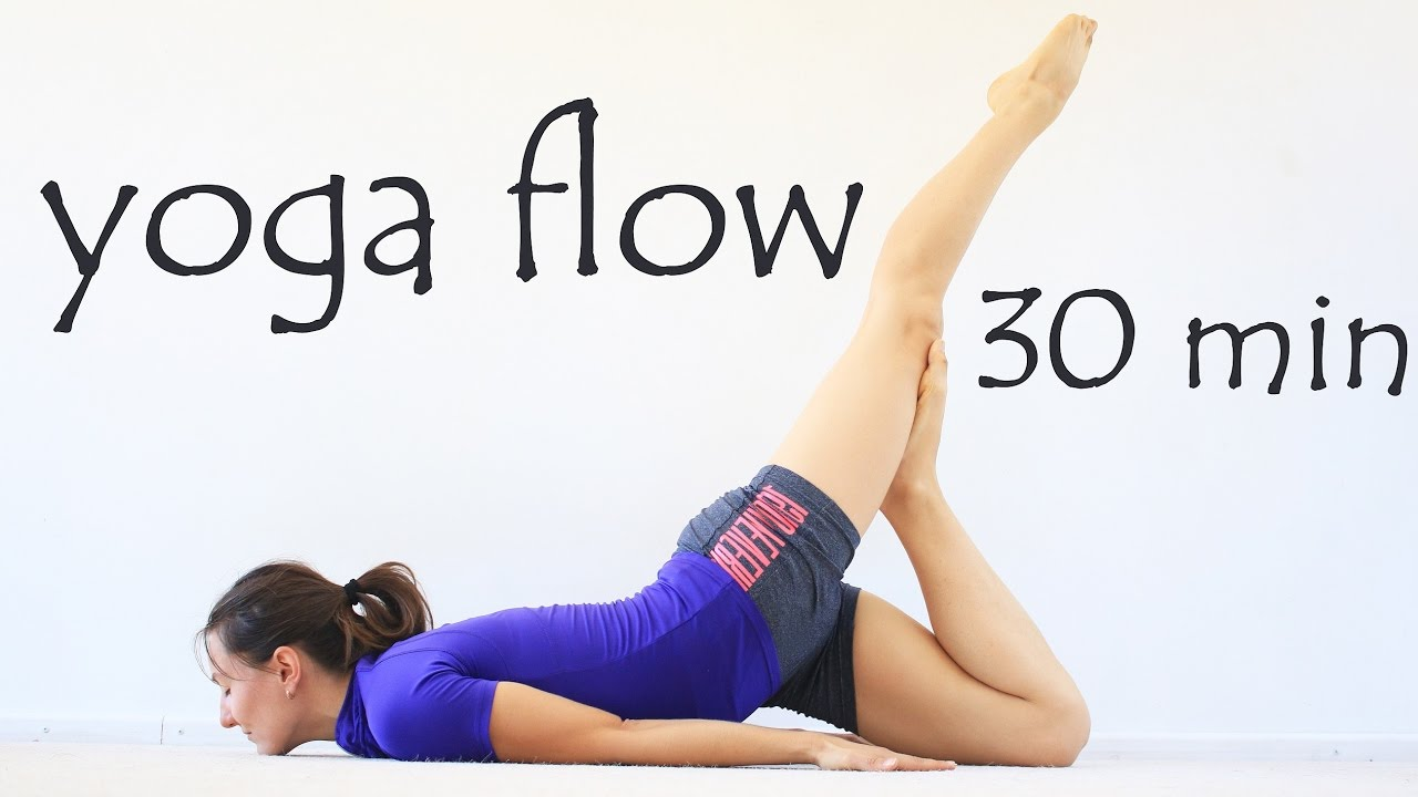 yoga 30 minutos