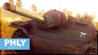 DON'T MESS WITH HETZ | Jagdpanzer 38(t) Hetzer (War Thunder Tanks Gameplay)