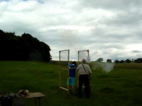 Muzzle Loaders, Raby Castle Co Durham - 10th July 2011