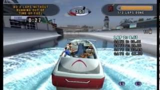 Let's Play Wakeboarding Unleashed Level 11: Ocean World