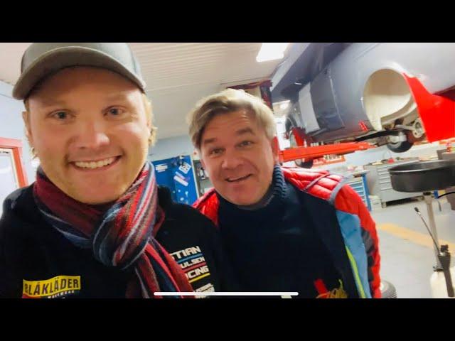 Visiting Henning and Oscar Solberg - VLog120