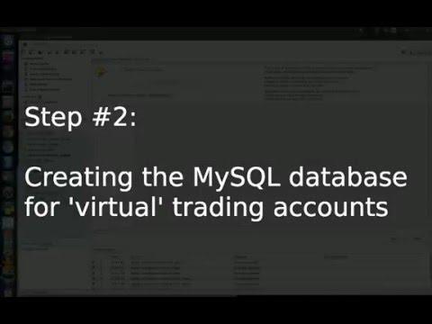 Algorithmic Trading System at Home Part II Database Design