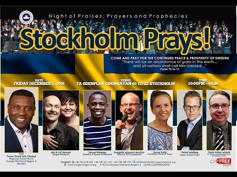 Stockholm Prays!
