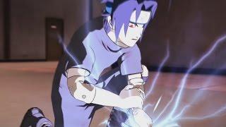Naruto The Broken Bond - Sasuke vs Itachi