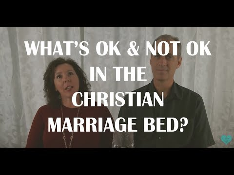 Christian marriage sex tips