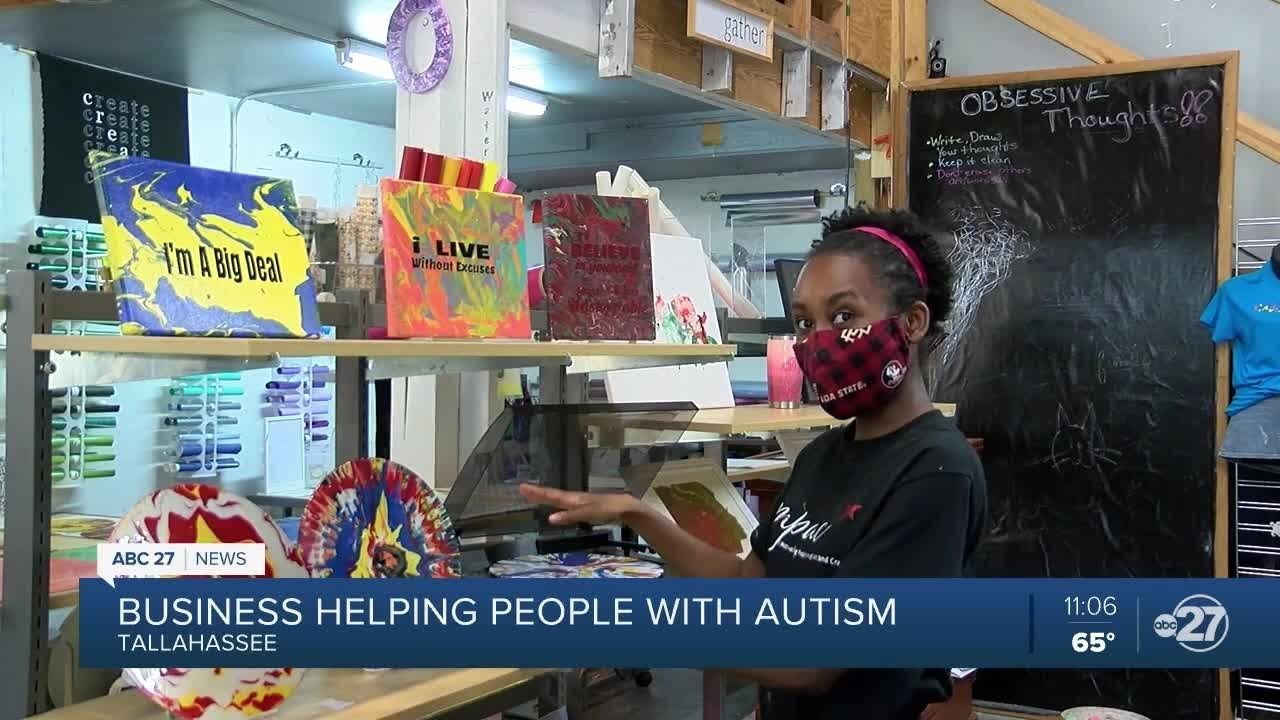 Obsessions Gift Shop helping people with autism