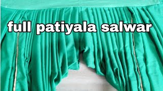 Full heavy patiyala bottom with side piping,trendy and stylish indian salwar,, stitching in hindi