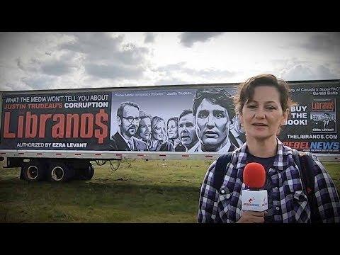 Have you read The #Libranos? New billboard in Alberta! | Sheila Gunn Reid