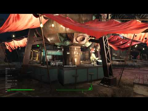 How to use Console Commands in Fallout 4 (PC ONLY)