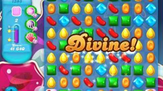 Candy Crush Soda Saga Level 1395 (nerfed, 3 Stars)