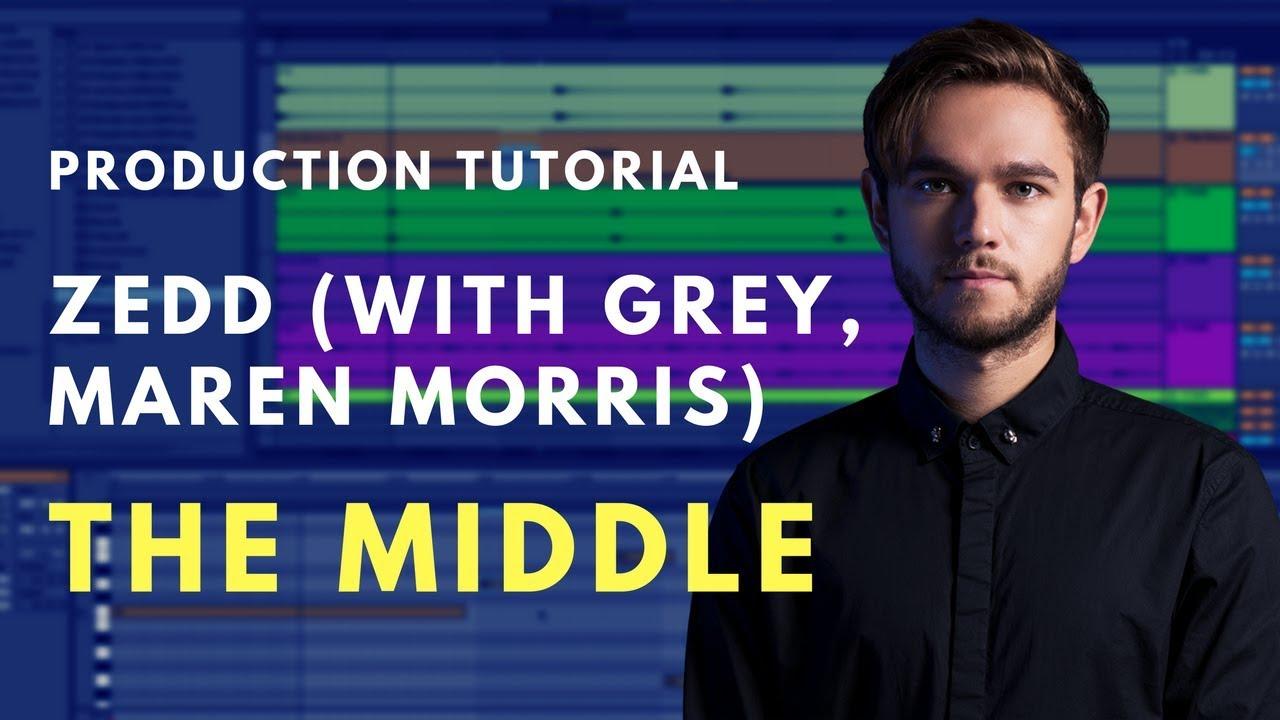 How to Produce: Zedd, Maren Morris, Grey - The Middle | Beat Academy