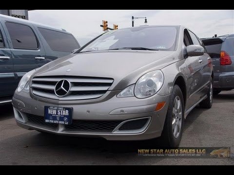 2007 mercedes benz r class r350 4matic youtube for 2007 mercedes benz r class r350