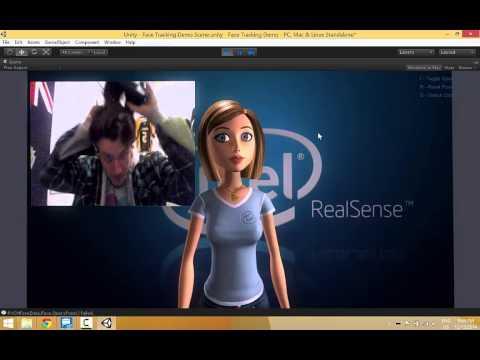 Intel RealSense SDK Examples