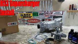 homepage tile video photo for R53 Mini Cooper S Detroit Tuned Rebuilt Supercharger Install