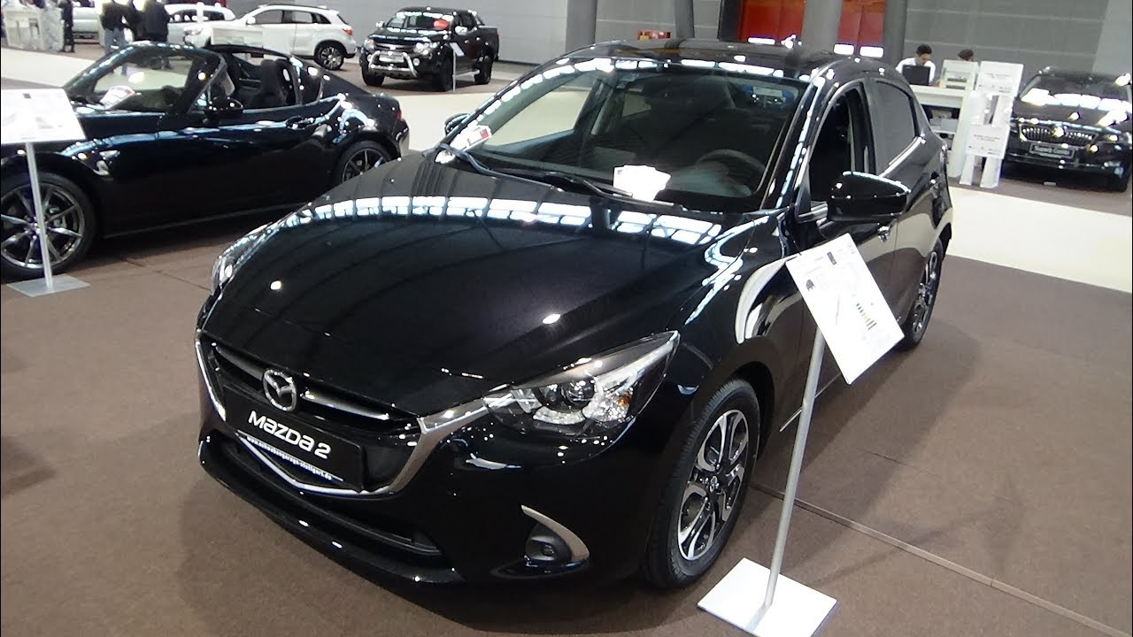 2018 mazda 2 skyactiv g 90 exterior and interior. Black Bedroom Furniture Sets. Home Design Ideas