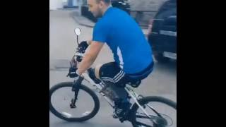 Видео участника конкурса - Геливанова Руслана. Езда на велосипеде(Руслан демонстрирует езду на велосипеде с протезом., 2016-09-20T07:07:51.000Z)