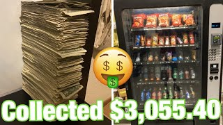 Huge vending machine collection from 11 locations #2020wetakingover