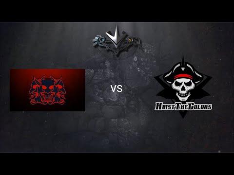 Paragon Competitive League #10 - Asura Rage vs Hoist the Colors