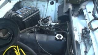Топливная система ВАЗ 2107 инжектор (фото и видео)
