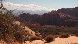 Hiking Snow Canyon, Utah: Amazing Surreal Landscapes (HD)
